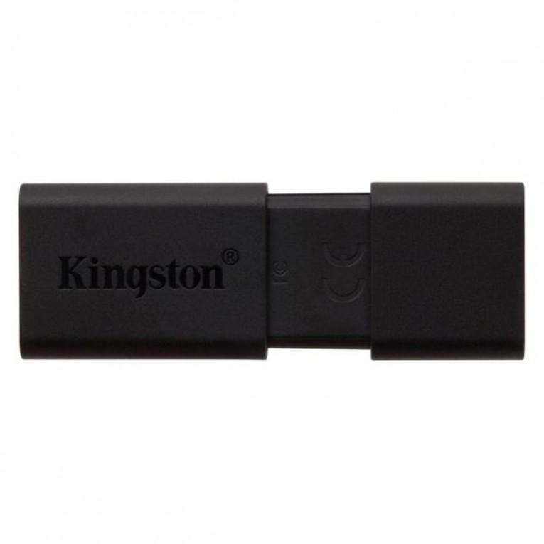 Memória USB Kingston DT100G3 128 GB Preto