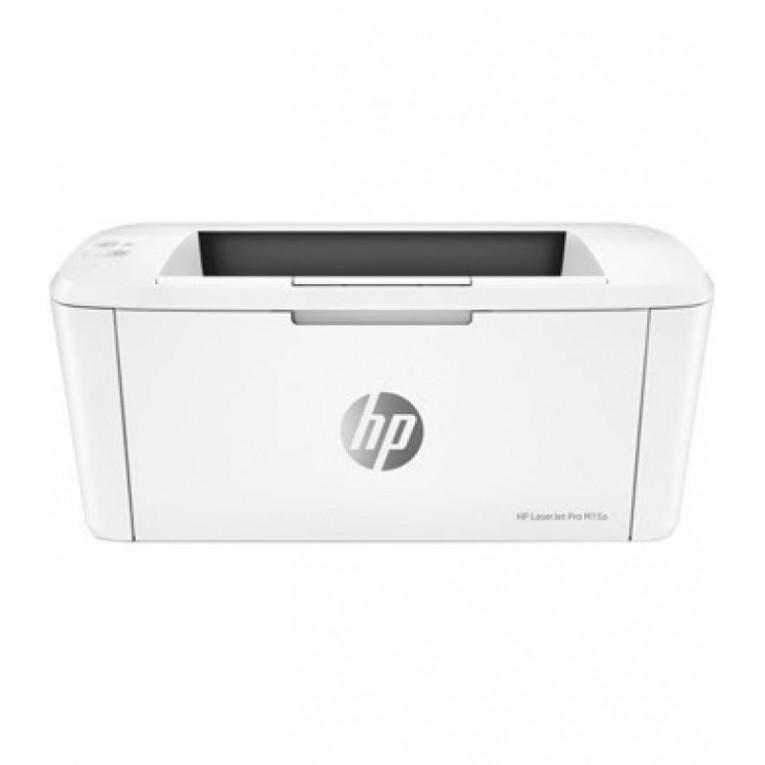 Impressora Laser Monocromática HP LaserJet Pro M15a 8 MB 600 x 600 DPI Branco
