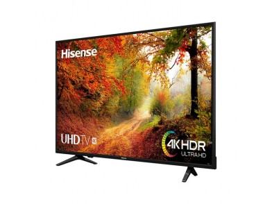 "Smart TV Hisense 43A6140 43"" 4K Ultra HD WIFI HDR Preto"