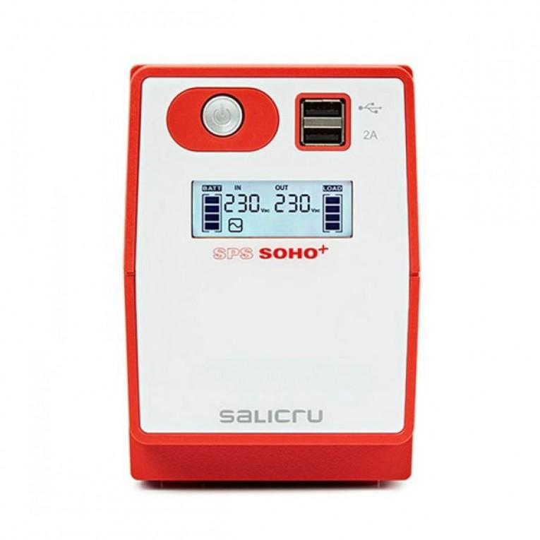 SAI Off Line Salicru 647CA000003 360W Vermelho