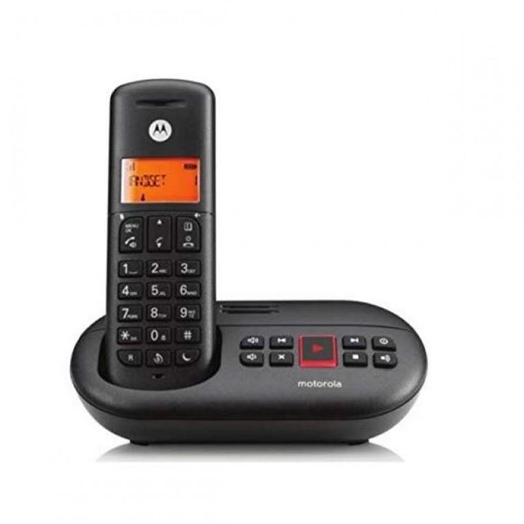 Telefone sem fios Motorola F52000K51O1AES03 Preto