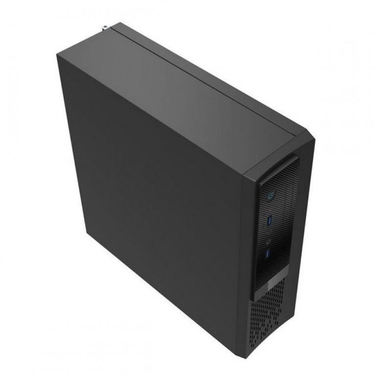 Caixa Semitorre Mini ITX CoolBox COO-IPC10-1 Preto