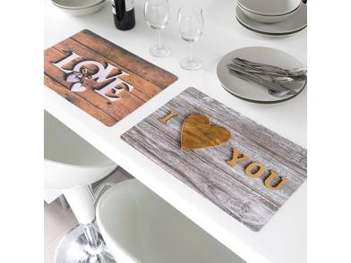 Bases Protetoras Romantic Love