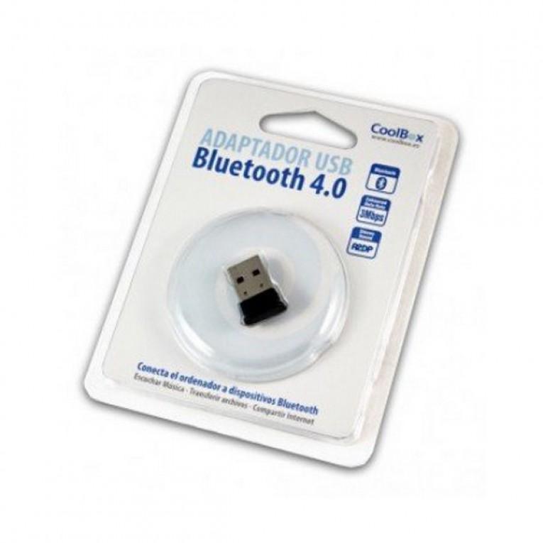 Mini Recetor Bluetooth CoolBox COO-BLU4M-15 15 m Preto