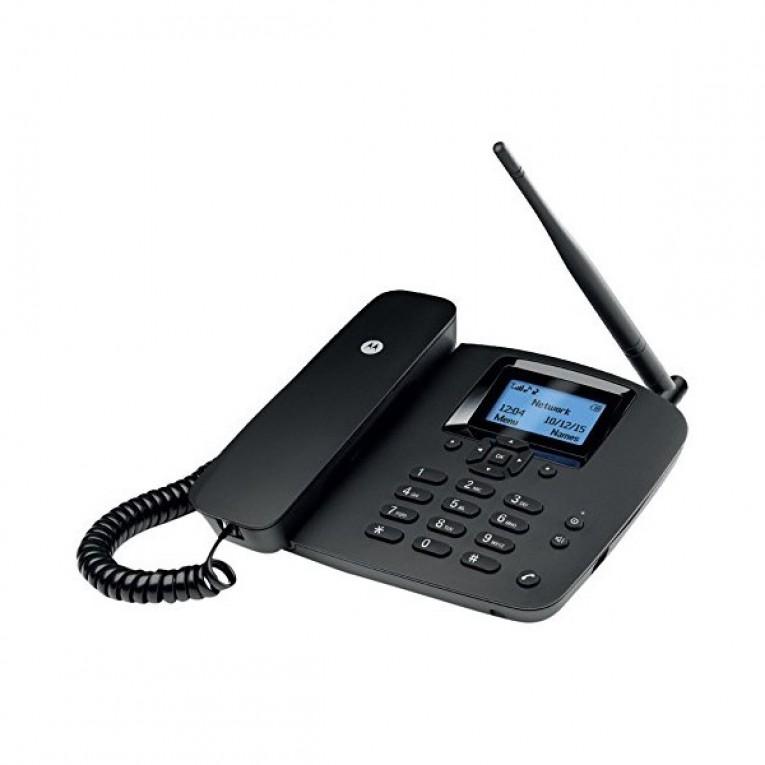 Telefone Fixo Motorola FW200L 2,2