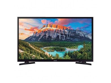 "Smart TV Samsung UE40N5300 40"" Full HD LED WIFI Preto"