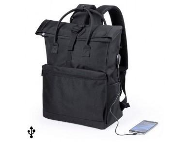 Mochila para Portátil e Tablet com Saída USB 145532