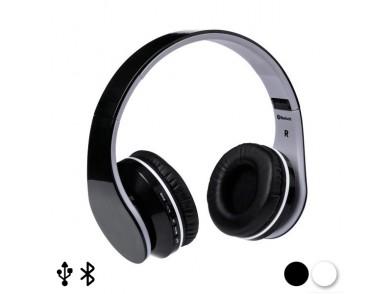 Auriculares de Diadema Dobráveis com Bluetooth 144938