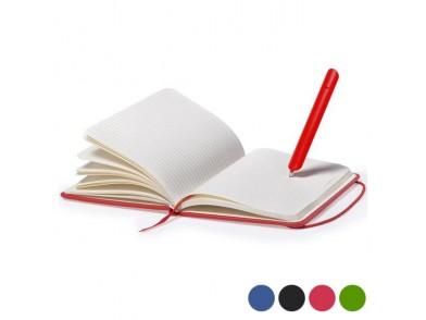 Bloco de Notas com Esferográfica Integrada (80 folhas) 145600