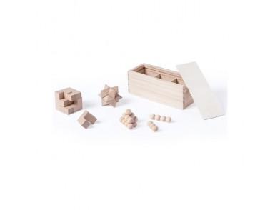 Conjunto de Jogos de Habilidade (3 uds) 145525