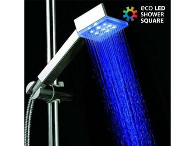 OUTLET Eco-Chuveiro LED Square