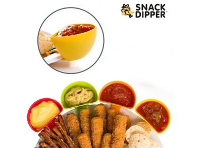 Tigelinhas para Molhos Snack Dipper (conjunto de 4)