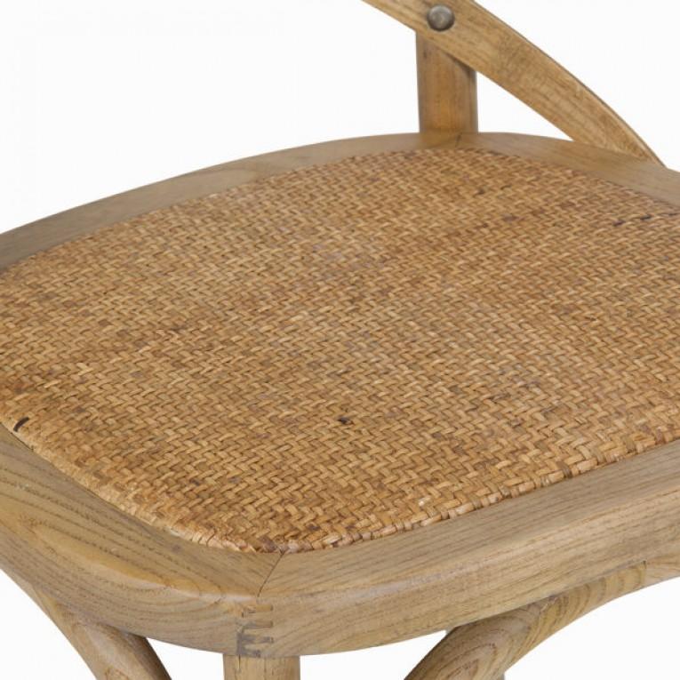 Cadeira (45 x 42 x 88 cm) Madeira de olmo
