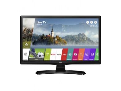 Smart TV LG 24MT49SPZ 24? HD Ready IPS LED USB Wifi Preto