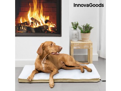 OUTLET Cama Elétrica Térmica para Animais de Estimação Grandes InnovaGoods 18W (Sem embalagem)