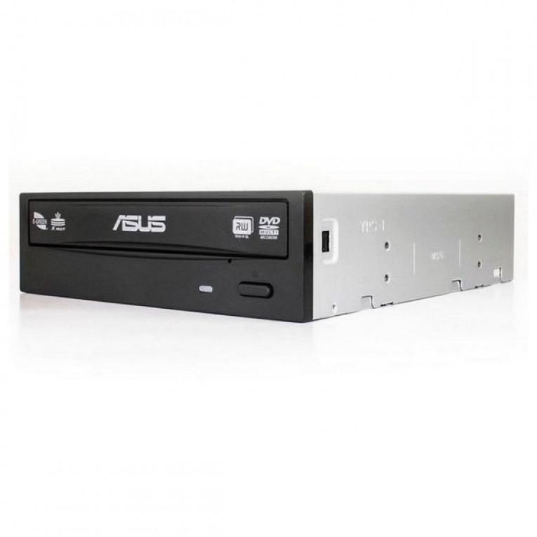 Gravador Interno Asus DRW-24D5MT/BLK7B/AS 24x SATA Preto