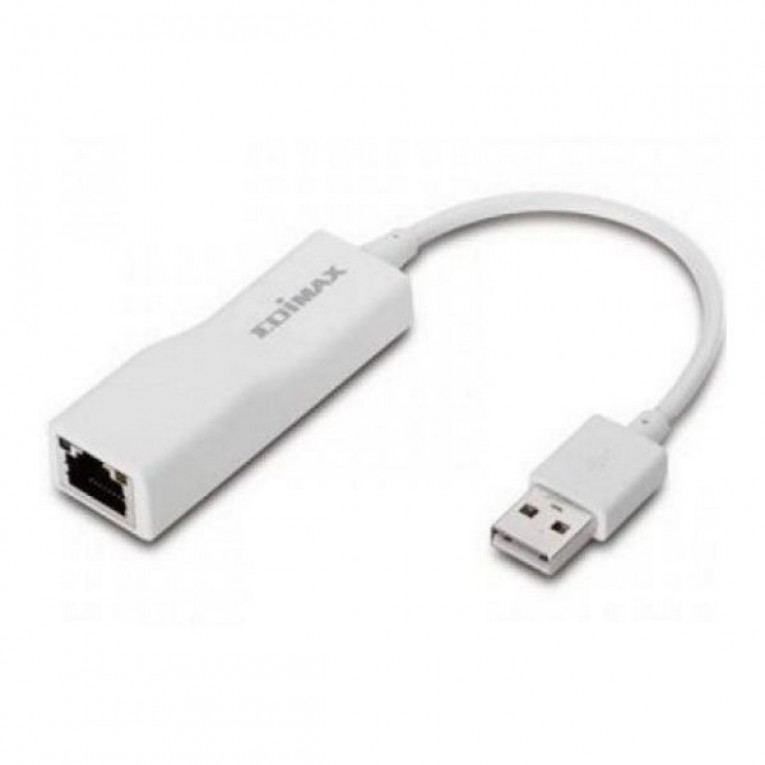 Adaptador USB para Ethernet Edimax EU-4208 10 / 100 Mbps