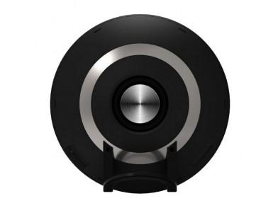 Alta Voz Bluetooth com Ranhura para Cartões Micro SD CoolBox COO-BTA-HOME1 2200 mAh 20W Preto