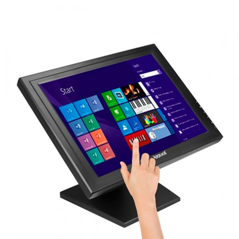 Monitor com tela tátil iggual MTL
