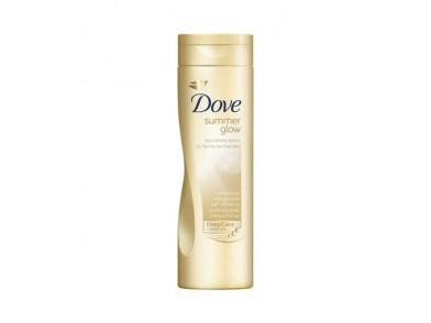 Loção Corporal Hidratante Autobronzeadora Summer Glow Dove (250 ml)