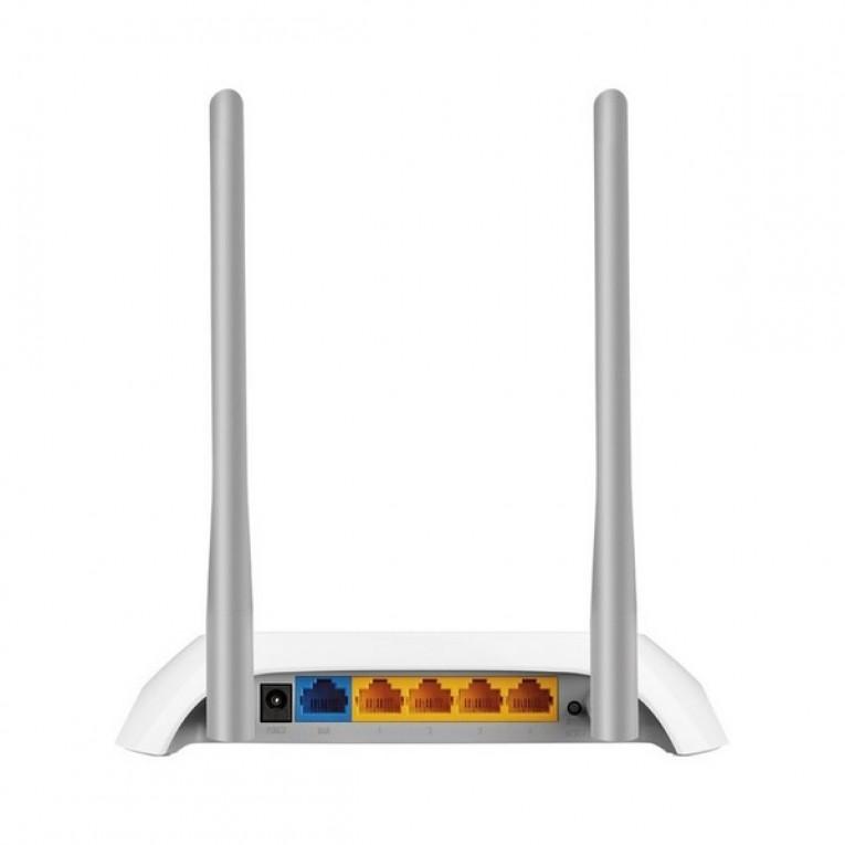 Router sem Fios TP-Link TL-WR850N 2.4 GHz 300 Mbps Branco