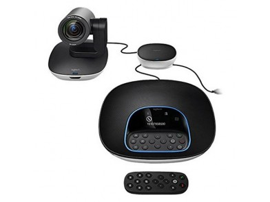 Sistema de Videoconferência Logitech 960-001057 Full HD Preto