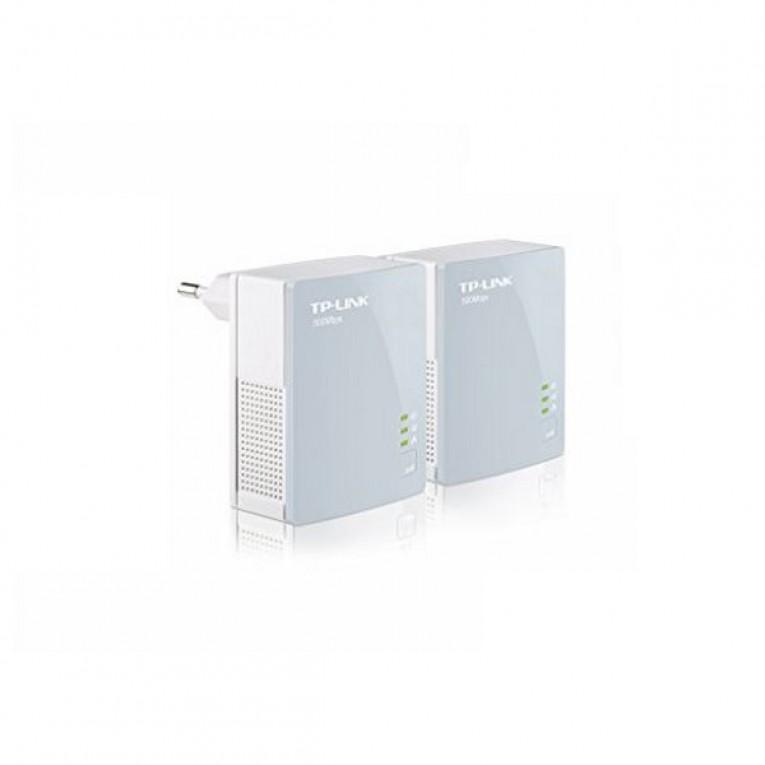 Adaptador PLC TP-Link TL-PA411KIT 600 Mbps LAN Branco