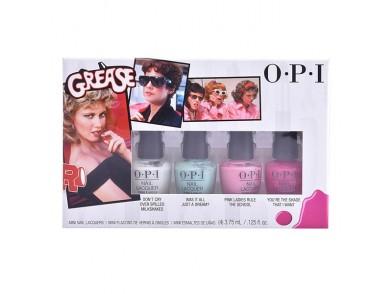 Conjunto de Maquilhagem Grease Collection Opi (4 pcs)