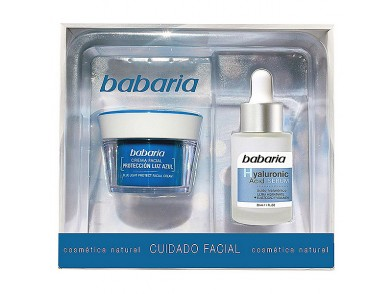 Conjunto de Cosmética Mulher Blue Light Protect Babaria (2 pcs)