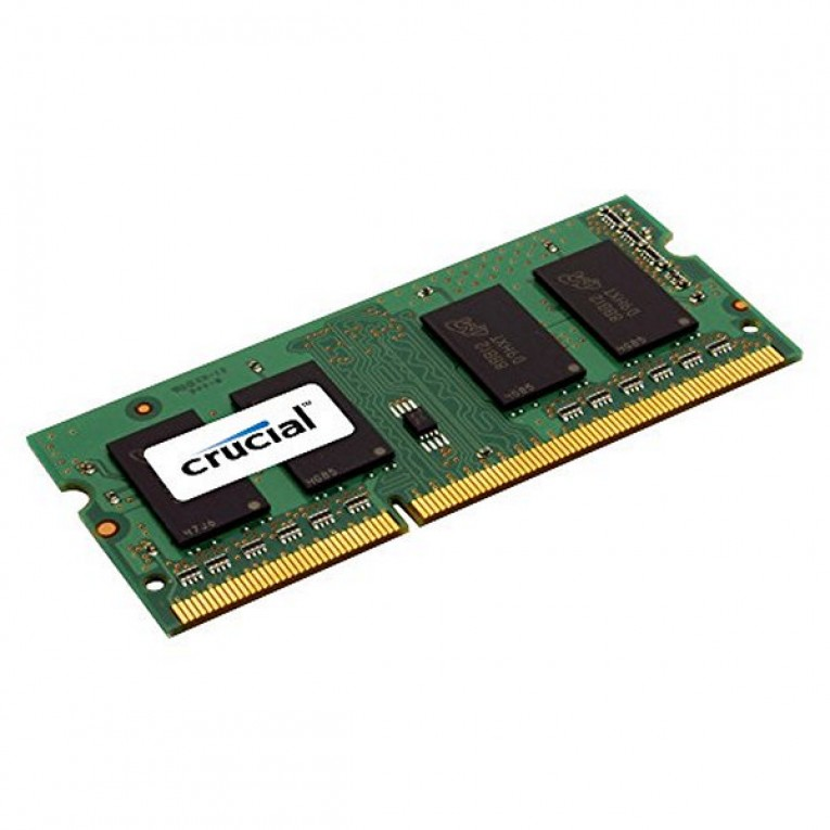 Memória RAM Crucial CT51264BF160BJ 4 GB DDR3 PC3-12800