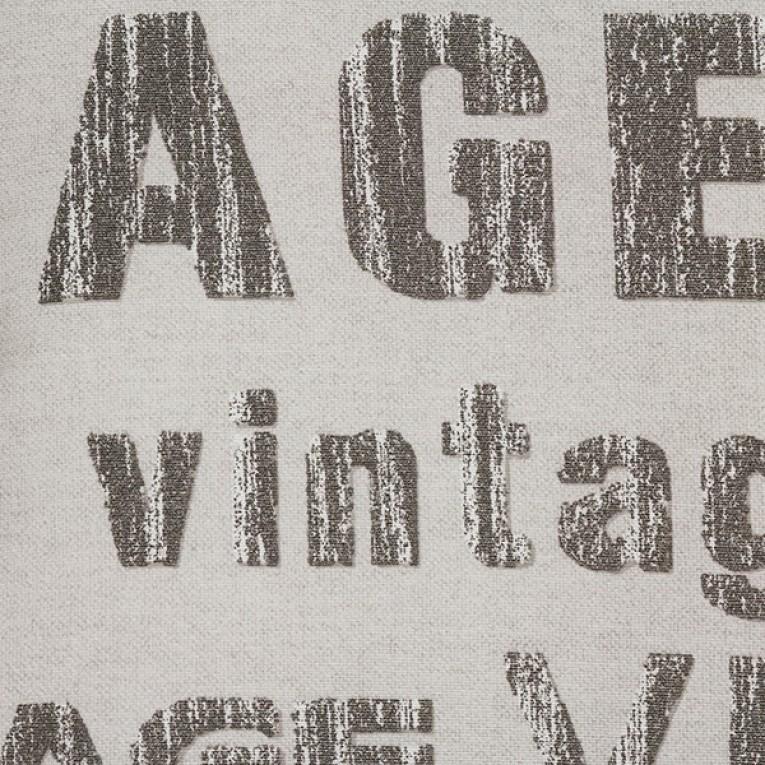 Almofada Vintage (45 x 10 x 45 cm) Poliéster
