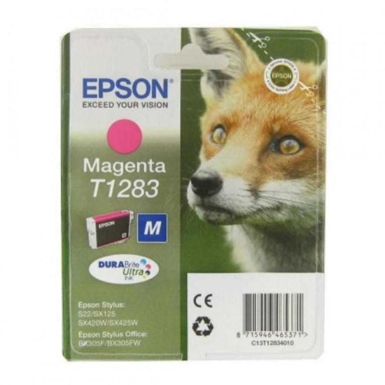 Tinteiro de Tinta Original Epson C13T128340 Magenta