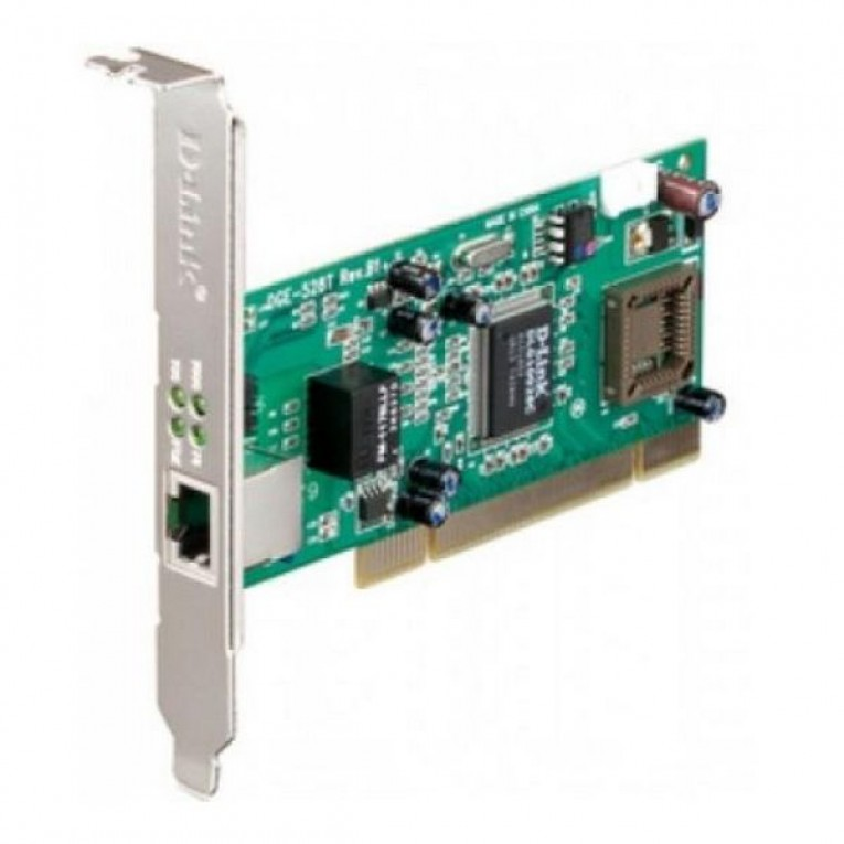 Carta de Rede D-Link DGE-528T PCI 10 / 100 / 1000 Mbps