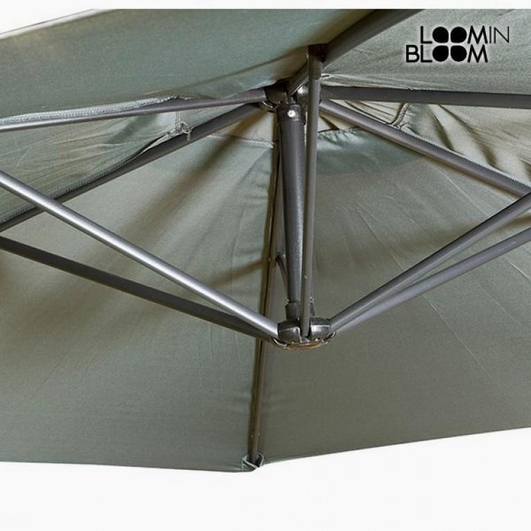 Parasol Ø 300 cm Cinzento