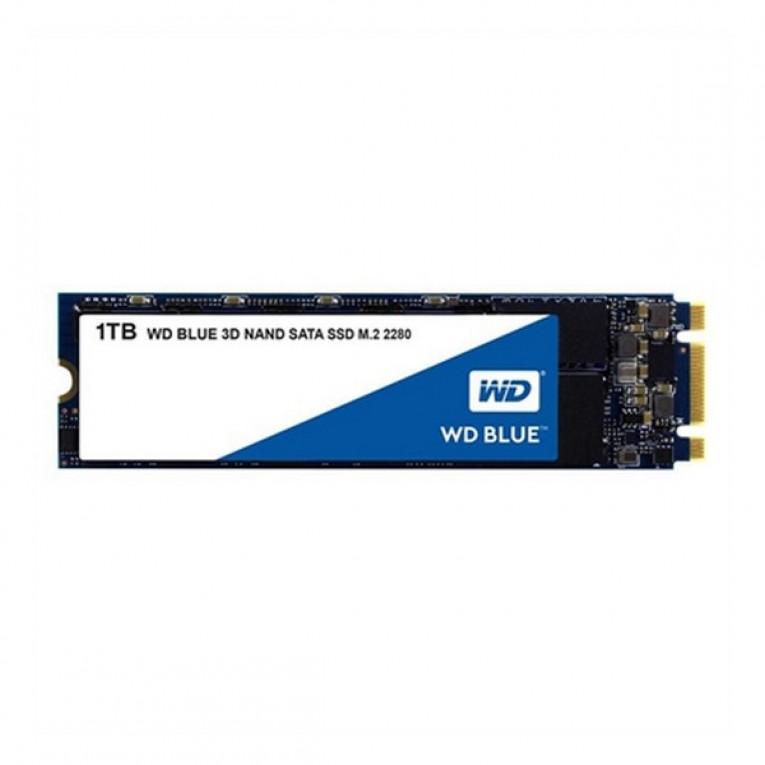 Disco Duro Western Digital WDS100T2B0B SSD 1 TB SATA III