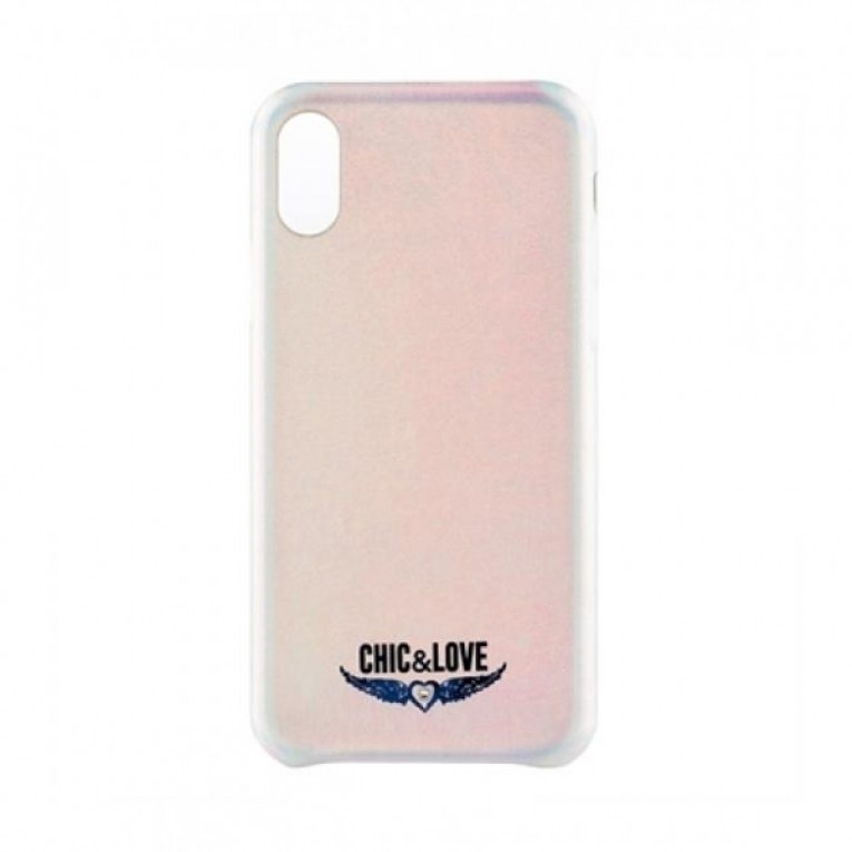 Capa Iphone X-xs Chic & Love CHCAR006