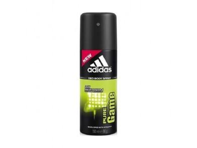 Desodorizante em Spray Pure Game Adidas (200 ml)
