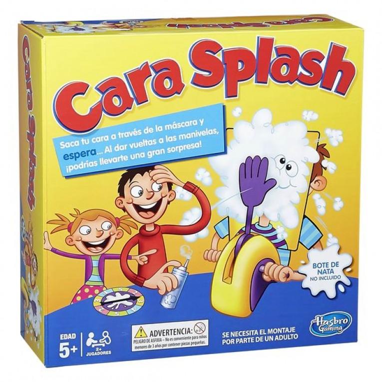 Cara Splash Hasbro