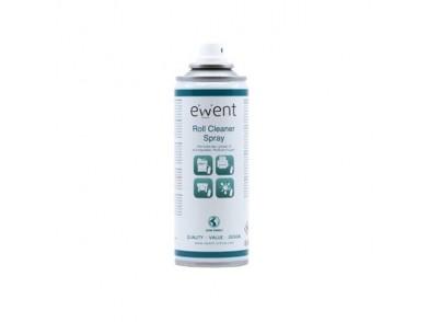 Limpador de rolos de borracha Ewent EW5617 (200 ml)