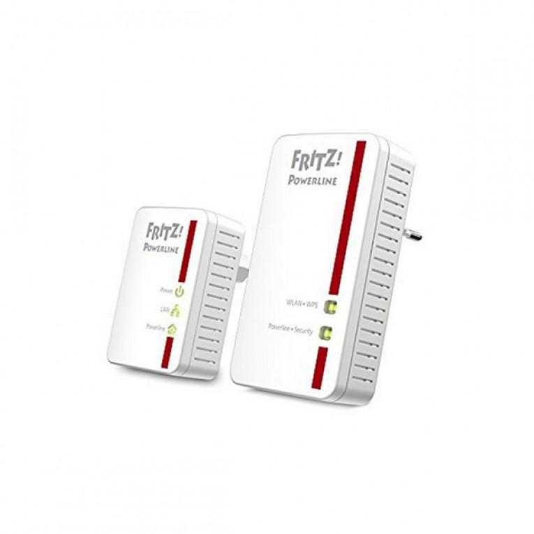 Powerline Fritz! 540E 500 Mbps WIFI Branco