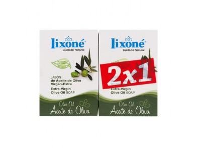 Conjunto de Sabonetes Olive Oil Lixoné (2 pcs)