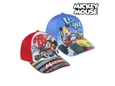 Boné Infantil Mickey Mouse 72840 (51 cm)