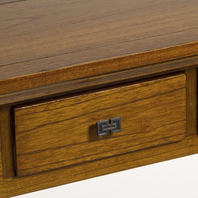 Consola Madeira de cedro Playwood (110 X 35 x 80 cm)
