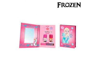 Conjunto de Cosmética Infantil Frozen Frozen (7 pcs)