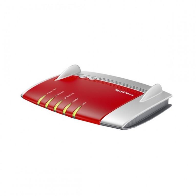 Router sem Fios Fritz! Box7490 5 GHz 1300 Mbps Vermelho