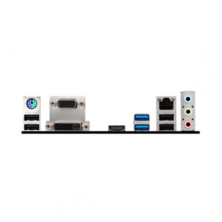 Placa Base Gaming MSI H310M PRO-M2 PLUS mATX LGA1151
