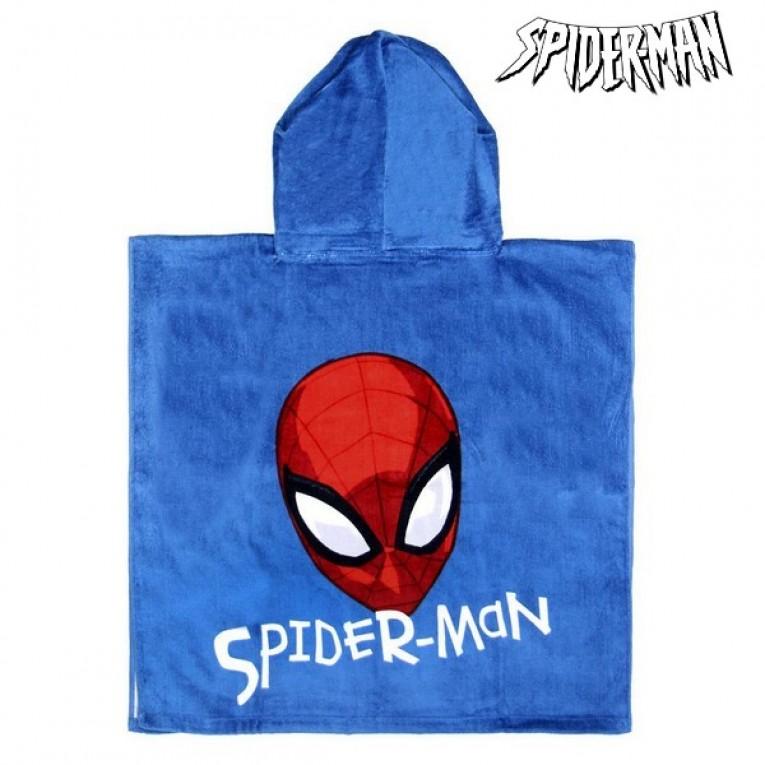 Poncho-Toalha com Capuz Spiderman 74188
