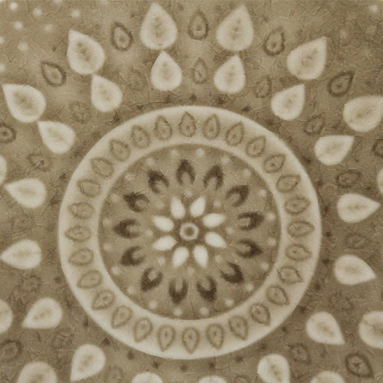 Plat bord Natural (20 X 20 x 2 cm)