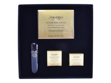 Conjunto de Cosmética Mulher Future Solution Lx Shiseido (4 pcs)