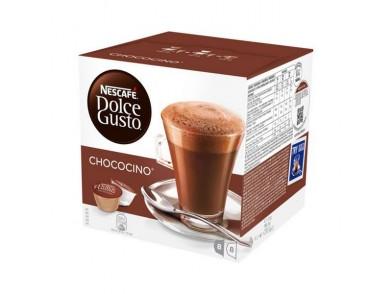 Cápsulas de café Nescafé Dolce Gusto 12045470 (16 uds) Chococino